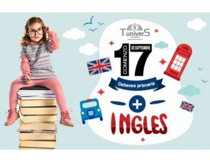 Idiomas + Refuerzo Escolar Infantil - Primaria