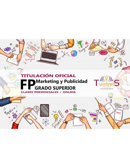 Fp Técnico Superior Marketing Y Publicidad En Gijón