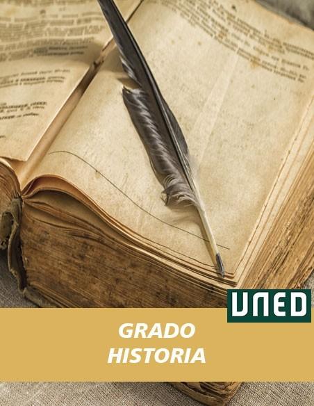 UNED Grado Historia