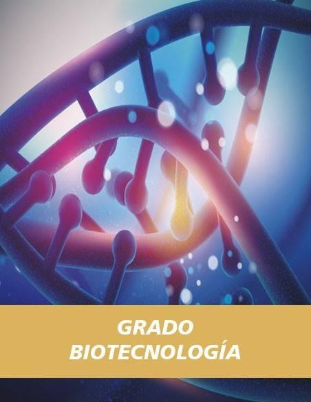 Grado Biotecnología