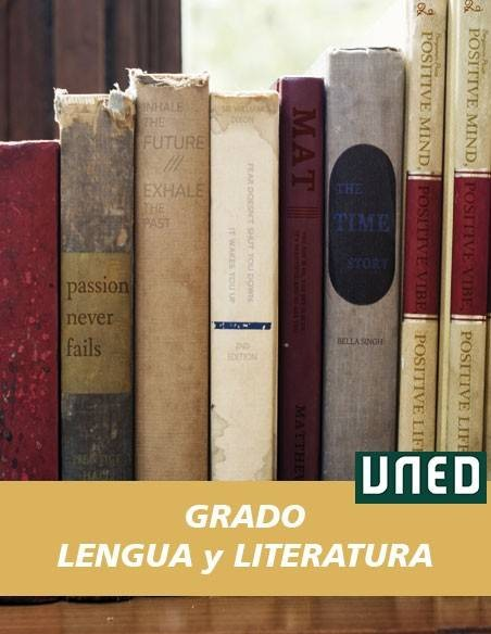 UNED Lengua y Literatura Españolas