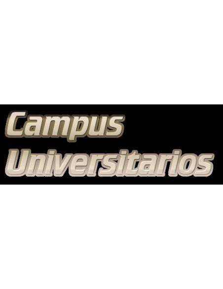 Campus Gijón, Oviedo y Mieres