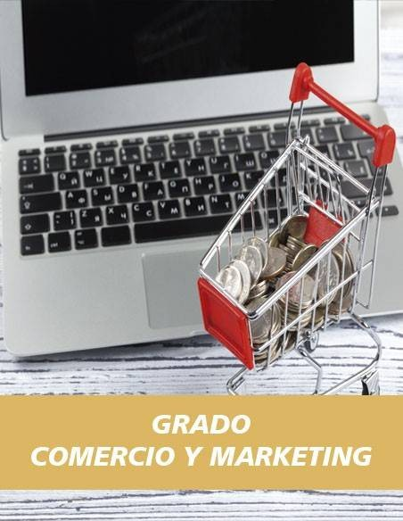 Grado en Comercio y Marketing