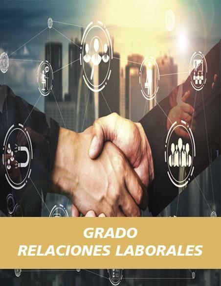 Grado Relaciones Laborales